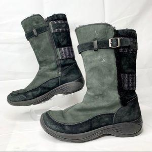 Merrell encore women's black snow boots 7.5